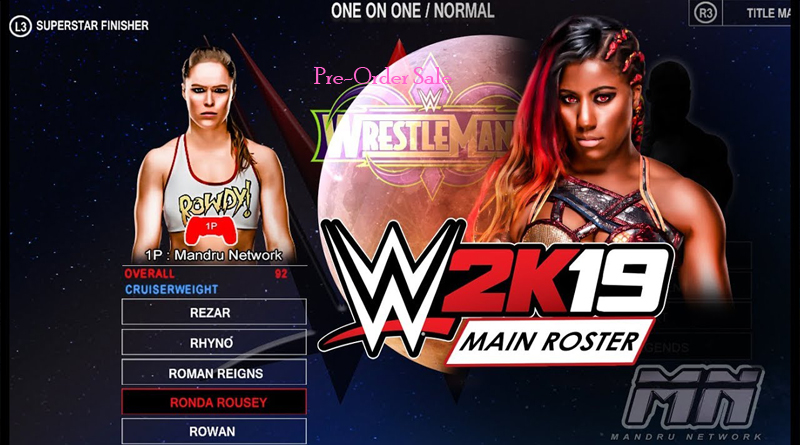 WWE 2K19 Review | All About Release Date, Pre-Order Special, and WWE 2K19 Full Roster