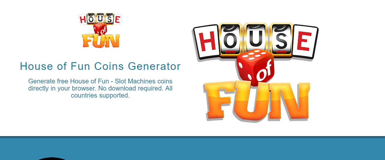 House of Fun Free Coins & Freebies