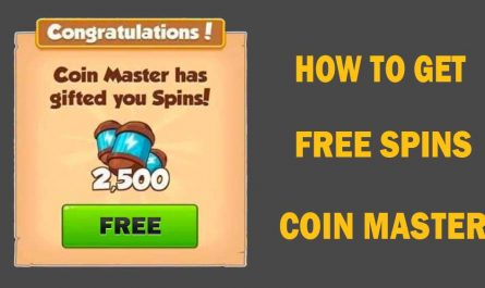 Coin Master Free Spins.  Step by Step Master Guide to get spins