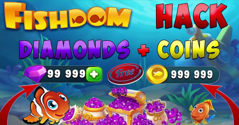 Fishdom Games Cheats and Codes. Earn Unlimited Money with Fishdom